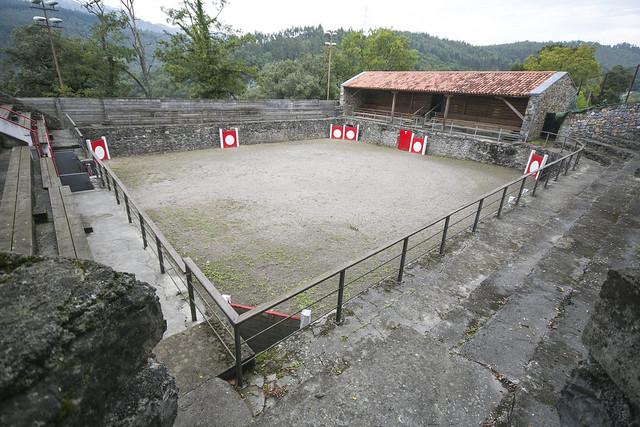 Plaza toros de Santos Mártires