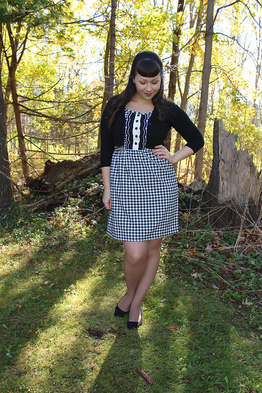 modcloth a beautiful mess dress