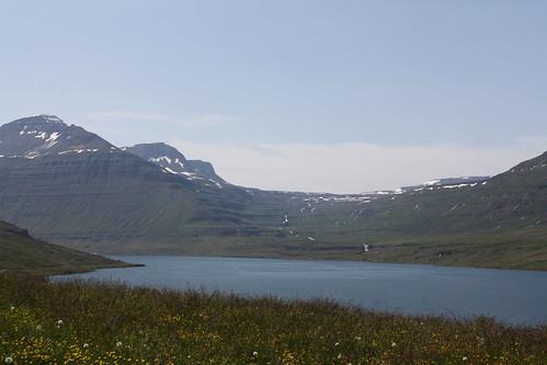 iceland seyðisfjörður
