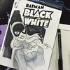 #nycc #batgirl commission sketch cover @newyorkcomiccon 's artist alley - #dccomics #comics