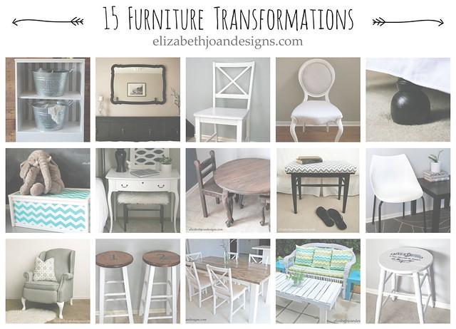 15 Furniture Transformations