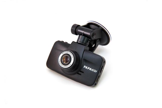 PAPAGO! 行車記錄器 GoSafe 520 開箱 & 上路測試 @3C 達人廖阿輝