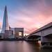 London Sunset by Anthony Owen-Jones
