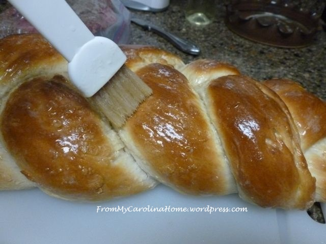 Egg Bread 12