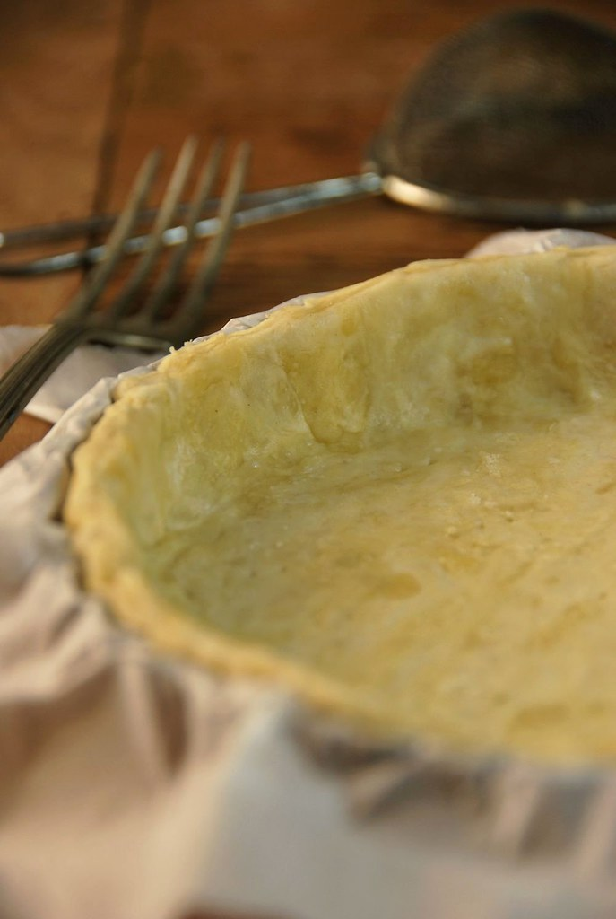 pate à tarte sans beurre