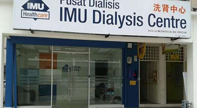 IMU Healthcare opens dialysis centre in Sri Petaling