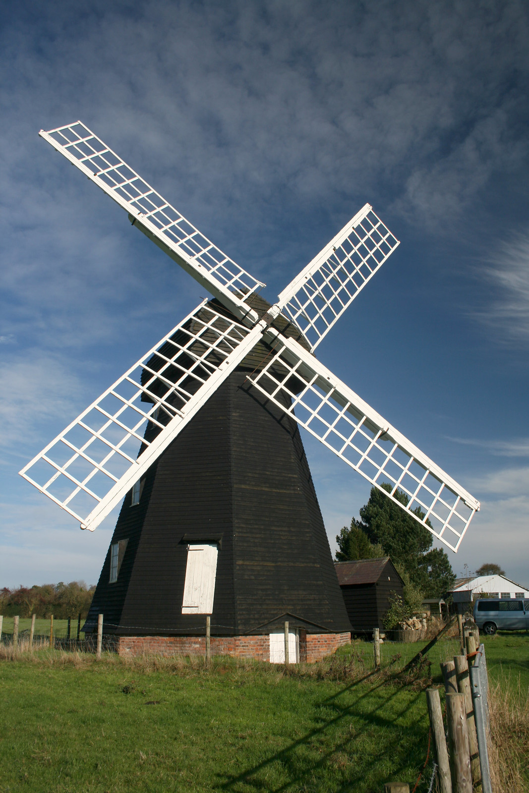 Loosley Row Windmill