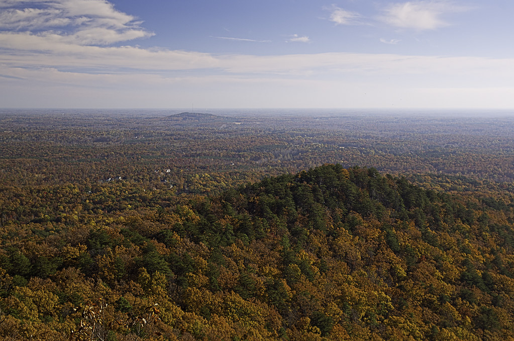 View from KIng's Pinnacle