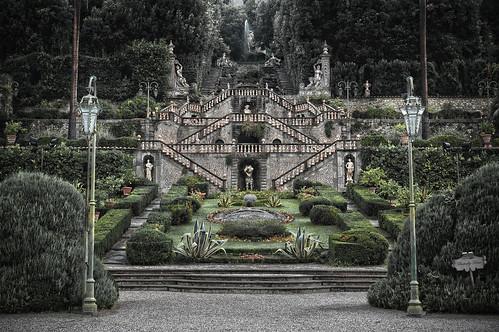 Park, tuscany