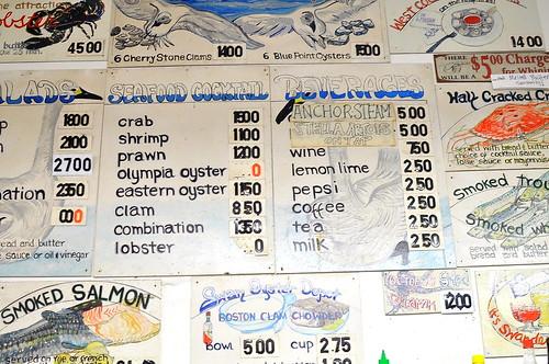 Swan Oyster Depot - Nob Hill - San Francisco