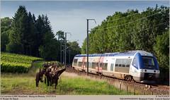 SNCF X76679/76680 @ Le Louverot