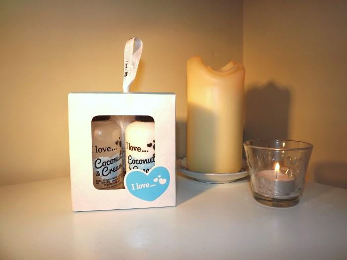 I love mini box of love coconut and cream