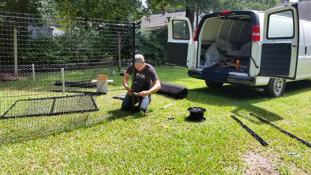 PETA field tested our non-electric dog fence kit and loved it ...