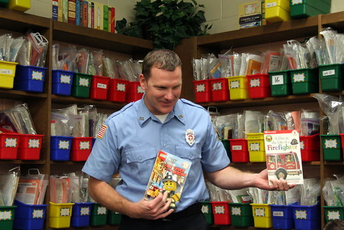 Firefighter Book Choice