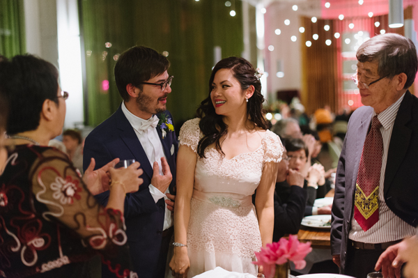 Celine Kim Photography Mildreds Temple Kitchen intimate colorful restaurant wedding Toronto wedding photographer-91