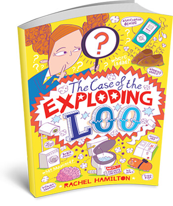 Rachel Hamilton, The Case of the Exploding Loo