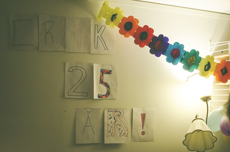 Erik fyller 25