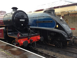 The Crab and Sir Nigel Gresley