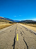 """Beauty is and always will be blue skies and open highway."""