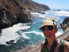 Selfie at Partington Cove