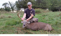 Jeff Kelm w/ 2014 Bow Buck