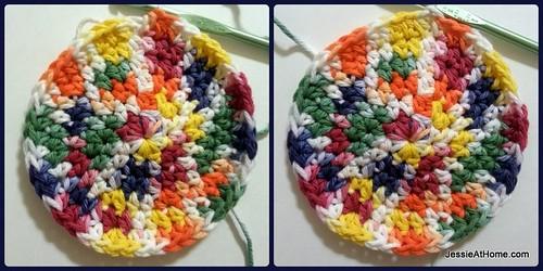 Half-Double-Crochet-Flat-Circle-Round-6