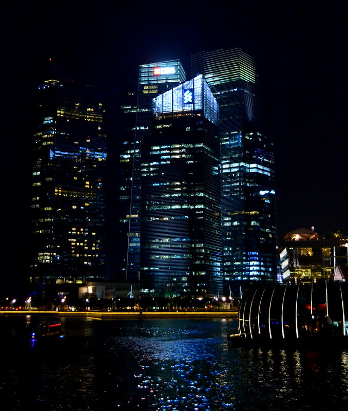 Singapore at Night 6