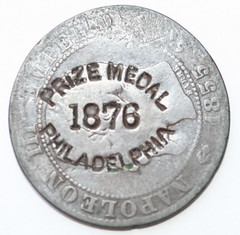 1876 prize-obv