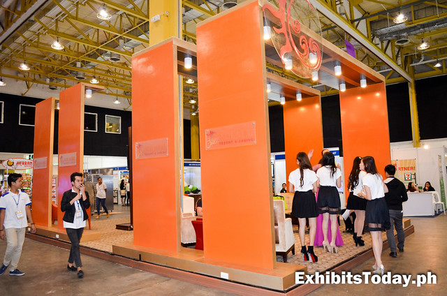 Solaire Trade Show Booth