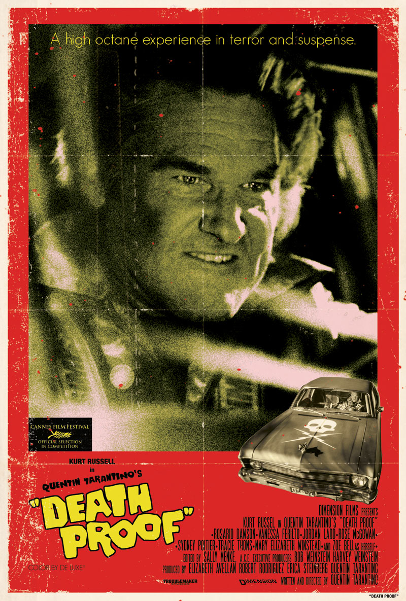 death proof 2007 amazing movie posters
