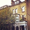 Charming little window. #london #latergram #architecture #hammersmith #autumn