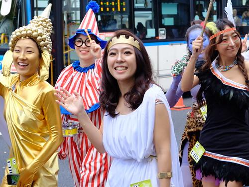 Kawasaki Halloween parade 2014 76