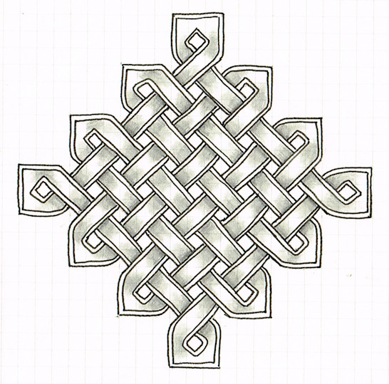 celtic drawing 05