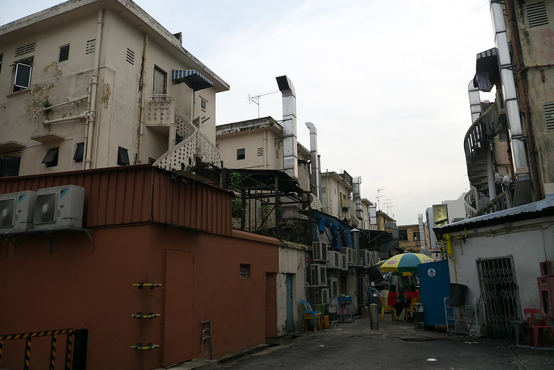 螺旋階段@シンガポール 02