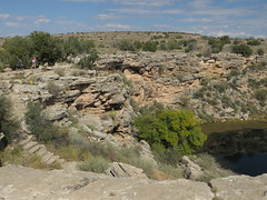 Montezuma Well, a Unit of Montezuma Castle National Monument, Rimrock, Arizona