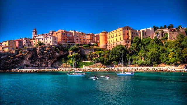 Bastia is de 3e bezienswaardigheid uit de Bezienswaardigheden Corsica Top 10