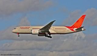 VT-ANN B787-8 Dreamliner c/n 36285 Air India (EGLL) 16/10/2014