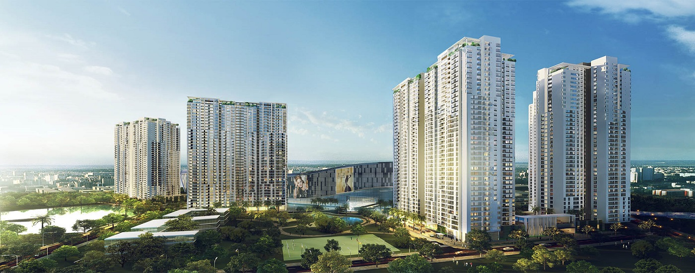 Dự án phức hợp căn hộ masteri Thảo Điền Hồ Chí Minh