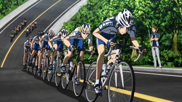 Yowamushi Pedal ep 38 - image 30