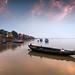 1st Light on Ganges @ 80 Ghat, Varnashi by Ar.Shakti Nanda