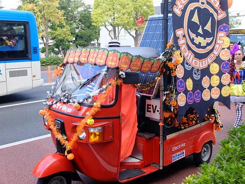Kawasaki Halloween parade 2014 89