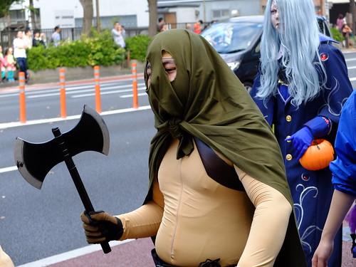 Kawasaki Halloween parade 2014 87