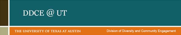 DDCE newsletter banner