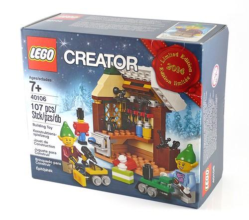 LEGO 40106 Toy Workshop box01