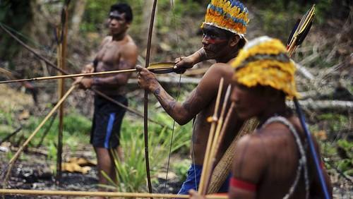 Mundurukus
