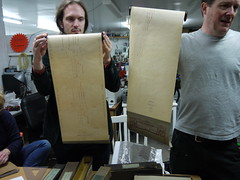 Bristol Hackspace: Richards Piano Rolls