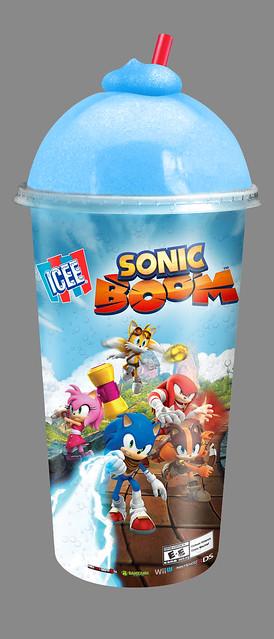Sonic Boom ICEE