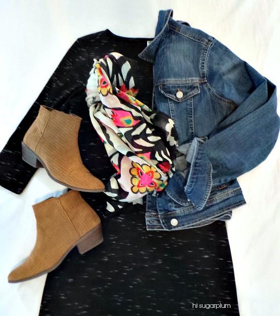 Hi Sugarplum | {5 Ways} to Wear Fall Boots