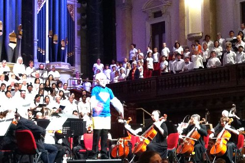 Sydney Town Hall concert 2014