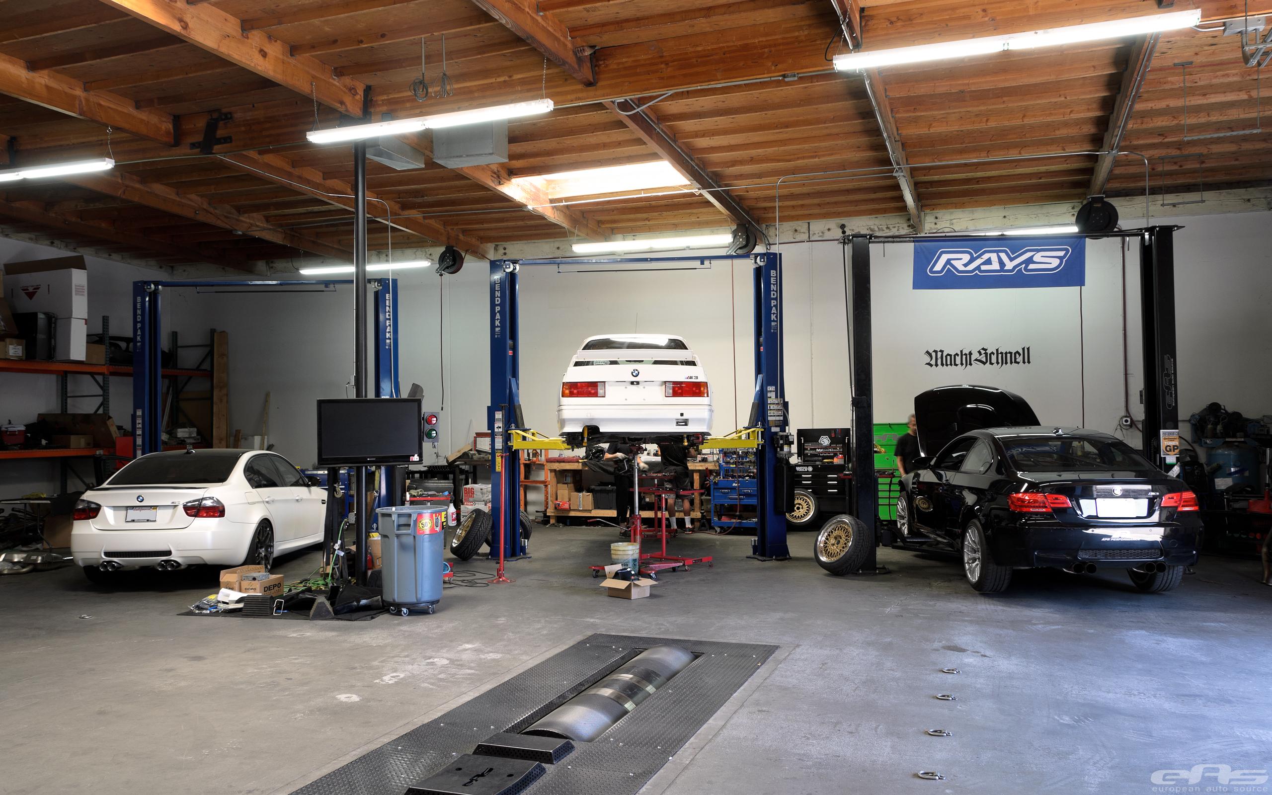 Alpine White E30 M3 Build | BMW Performance Parts & Services